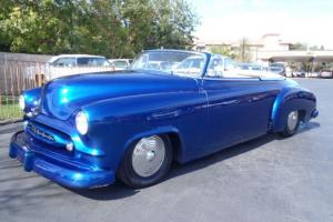 1950 Chevy Styleline hot rod classic car