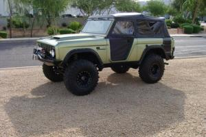 Awesome Built Ford Bronco with Outstanding Features