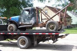 Dodge : Power Wagon Wrecker