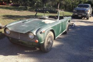 Triumph : Other  Paint Code 25, Trim Code 11
