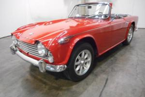Triumph : Other TR4A IRS Photo