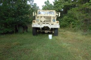 Military 5 Ton Cummins Has $3500 in the 7 tires alone