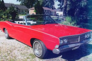 Ford : Galaxie conv