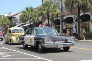 1965 DODGE CORONET POLICE ~ AWARD WINNING BEAUTY - L@@K