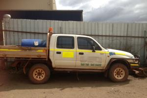 Toyota Hilux 2002 4x4 Turbo Diesel in Glenroy, VIC