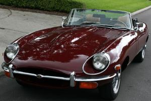 Jaguar : XK E SERIES 2 - A/C - READY TO DRIVE Photo