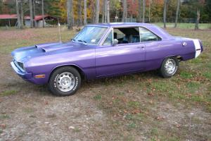 340 stick a-body mopar, runs and drives good!