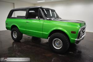 1969 1970 1971 not K10 Blazer Mud Toy Four Wheel Drive