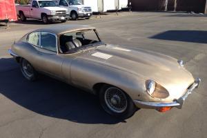 Jaguar : E-Type SERIES TWO Photo