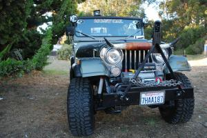 Jeep : Other 4x4 Camper Special