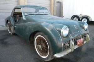 Triumph : Other Wire Wheel and Hardtop Photo