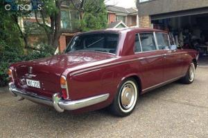 Collector Cars Rolls Royce 1967 Silver Shadow Mark 1 Photo