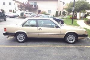 1988 VOLVO 780 BERTONE COUPE RARE 1-OWNER GARAGE KEPT