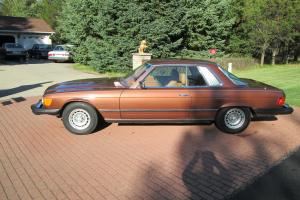 Mercedes-Benz : 400-Series leather