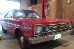 Plymouth : Other Belvedere II HP