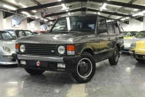 FOR SALE: Range Rover Classic Land Rover 1992