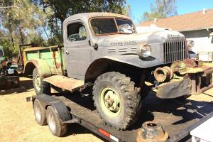 Dodge : Power Wagon Power Wagon