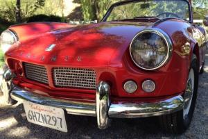 Triumph : Spitfire Leather