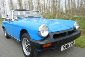 MG MIDGET 1500 SPORTS CONVERTIBLE * INVESTMENT ~ FREE DELIVERY THIS WEEK ONLY *