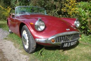Daimler SP 250 Photo