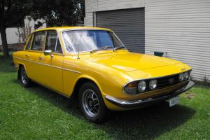 Triumph 2500 TC Auto Sedan Twin Carb 1975 in Armidale, NSW