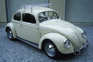 1956 VW Bug Completely Restored Very Nice Resto-Mod