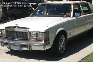 Cadillac : Seville Leather