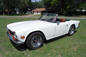 Triumph : TR-6 TR-6 Photo