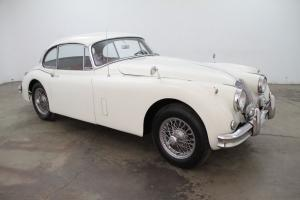 Jaguar : XK 50 Fixed Head Coupe Photo