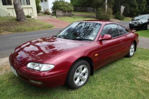 Mazda 1992 MX6 4 Speed Manual 2 5 Litre V6 4 Wheel Steer in Lower Plenty, VIC