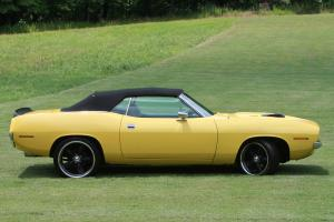 Plymouth : Barracuda Convertible