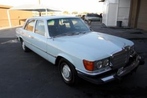 Mercedes-Benz : 400-Series Sedan