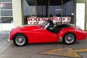 Triumph : Other 2 Door Roadster Photo