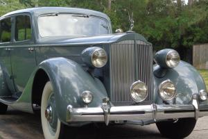 AACA,  Classic Senior Packard ;Unrestored Museum Car