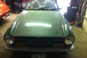 Triumph : TR-6 tr 6 convert Photo