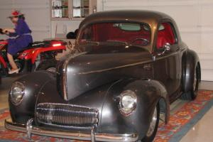 Willys : AMERICAR 2 DOOR COUPE