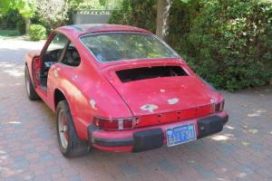 Rgruppe, ST, RSR, Barn find, 911S, RS