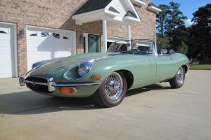 Jaguar : E-Type XKE Photo