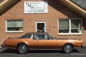 Lincoln : Mark Series Continental Mark IV Coupe
