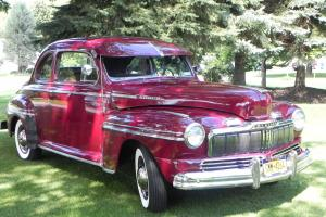 Mercury : Other Club 2 Door Coupe