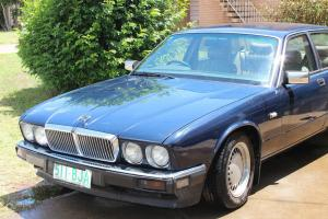 Jaguar XJ6 4 2 1987 4D Sedan 3 SP Automatic 4 2L Electronic F INJ in Sunnybank Hills, QLD Photo