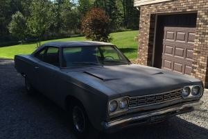 Plymouth : Road Runner blue