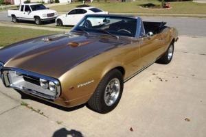 Pontiac : Firebird Matching Numbers