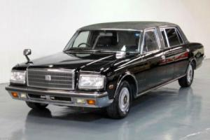 TOYOTA CENTURY 4.0 LWB LIMOUSINE L JAPANESE EQ MAYBACH ROLLS ROYCE * HUGE SPEC for Sale