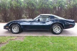 Chevrolet : Corvette 2 door coupe
