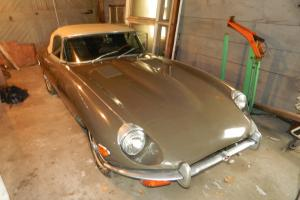 Jaguar : E-Type onvertible Photo