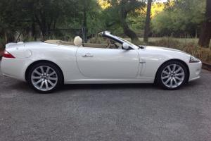 XK convertible. Must see 6000 miles. Impeccable