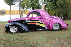 Willys : Coupe Pro street