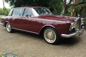 Rolls Royce 1967 Silver Shadow Mark 1
