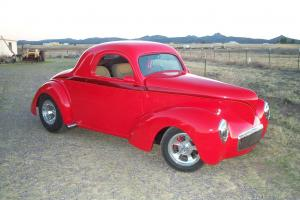 Willys : COUPE 2 DR COUPE